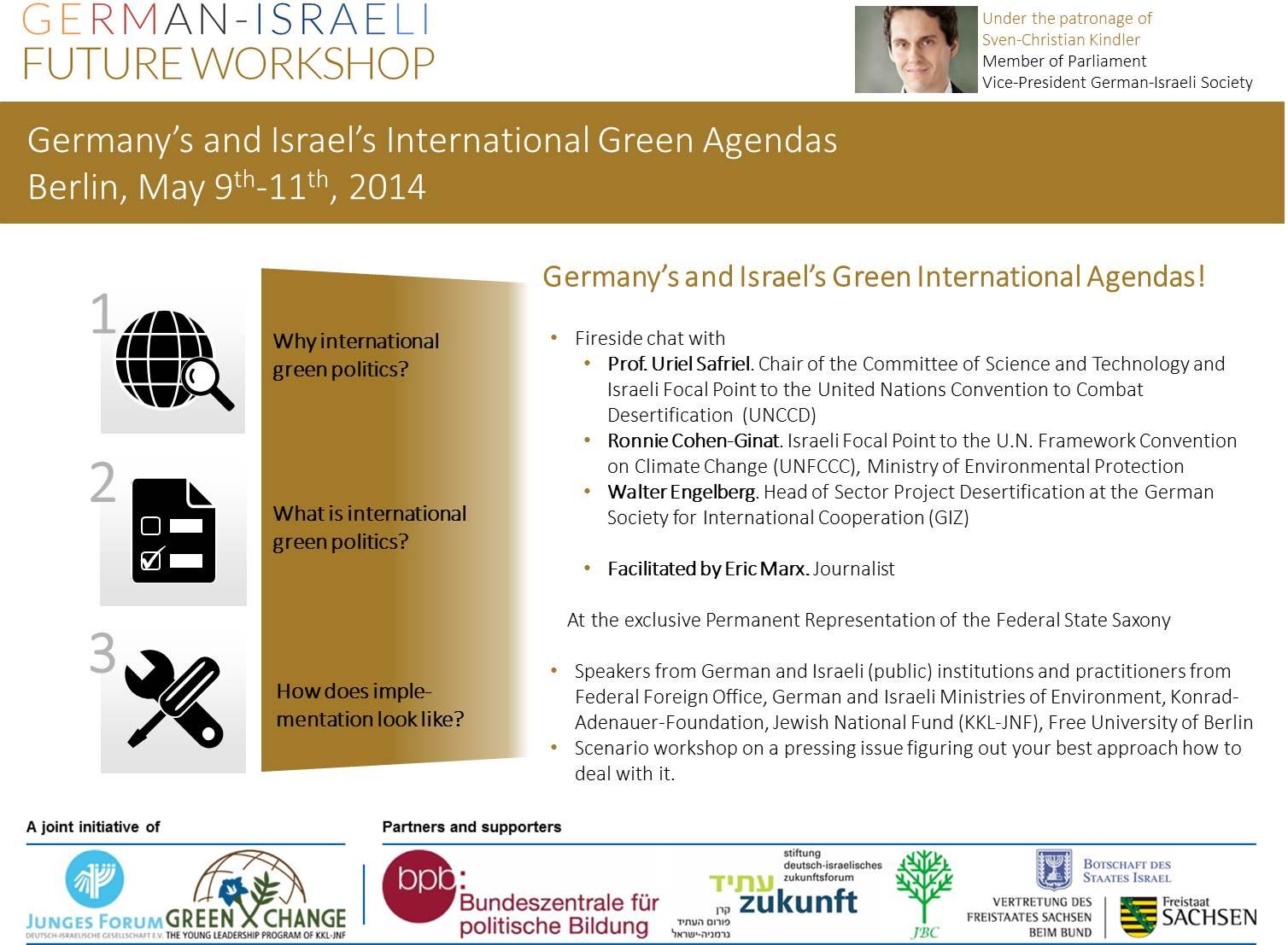 German-Israeli Future Workshop